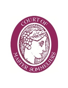 Image of the Court of Master Sommeliers Lapel Pin